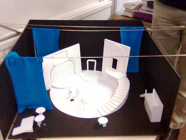 The original model of the set