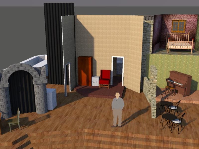 The concept - SR chateau set